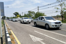 Road death toll