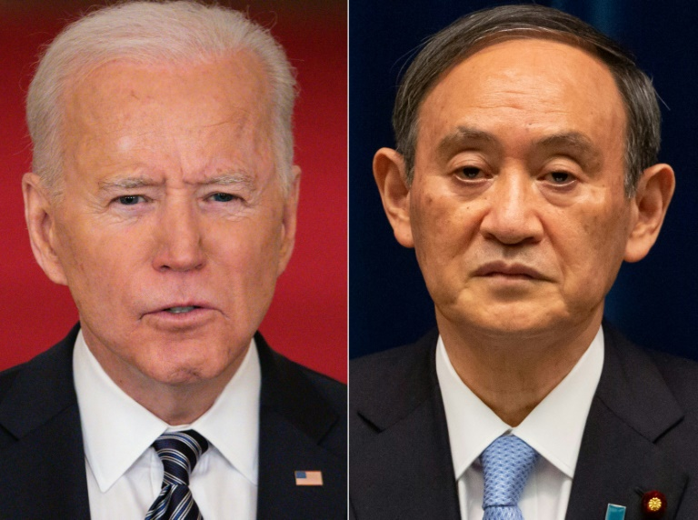 US, Japan plan 5G push with eye on China in Biden's first summit