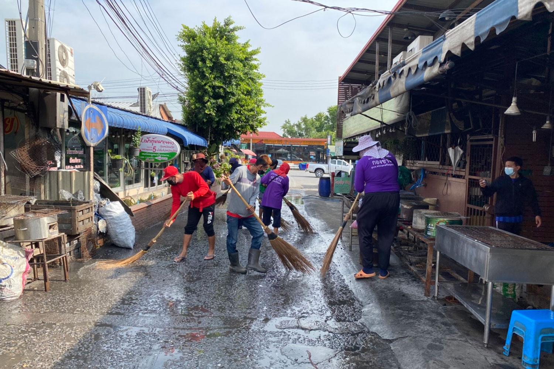 Covid outbreak closes Ayutthaya shrimp market