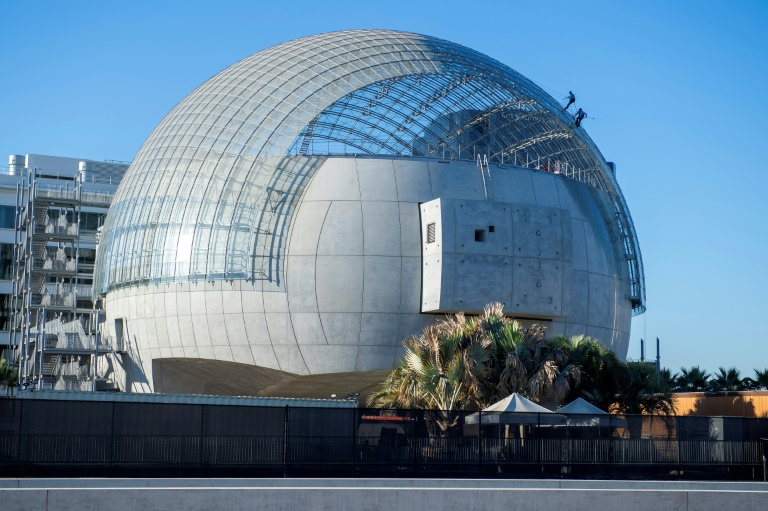 Oscar-nominated songs to be performed from LA museum roof -- and Iceland