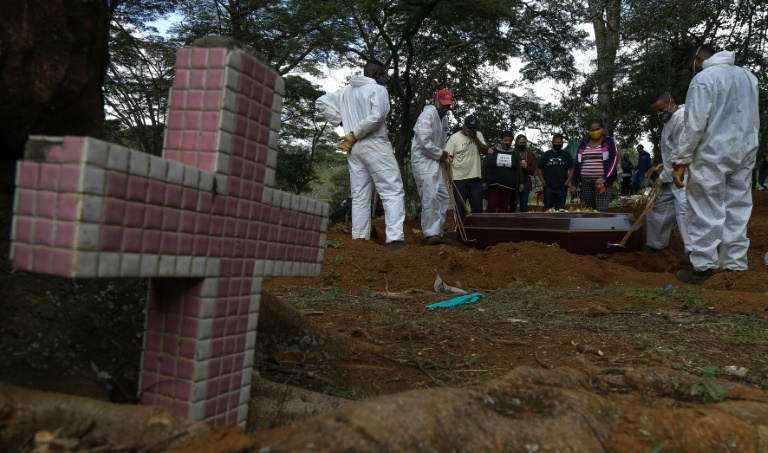 Covid death toll nears 3 million as India cases surge