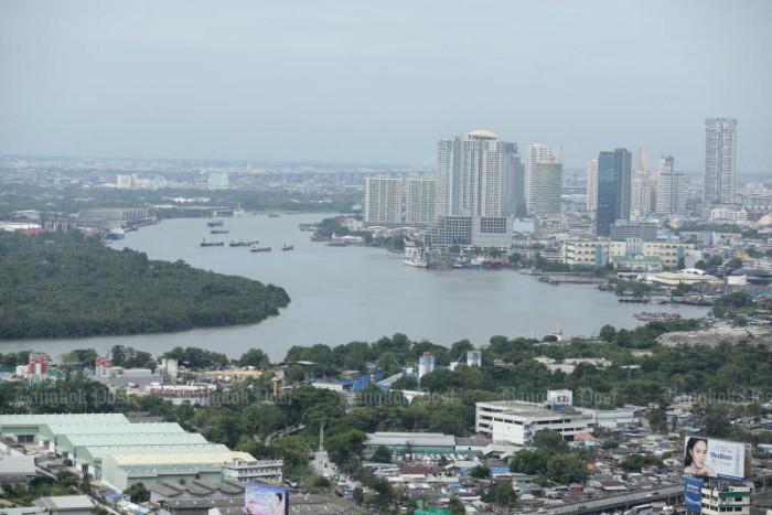 Bangkok expat rental market sinks