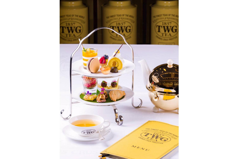 Summer to a Tea: TWG Tea's New Limited-Edition Green Tea Blends