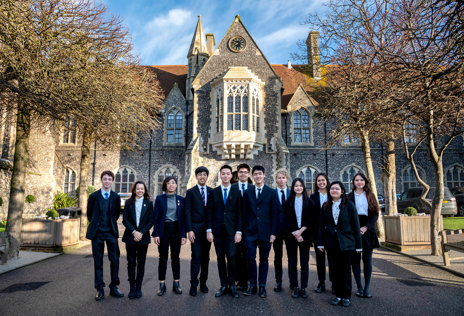 Brighton College UK was recently named as England's School of the Decade by The Sunday Times.