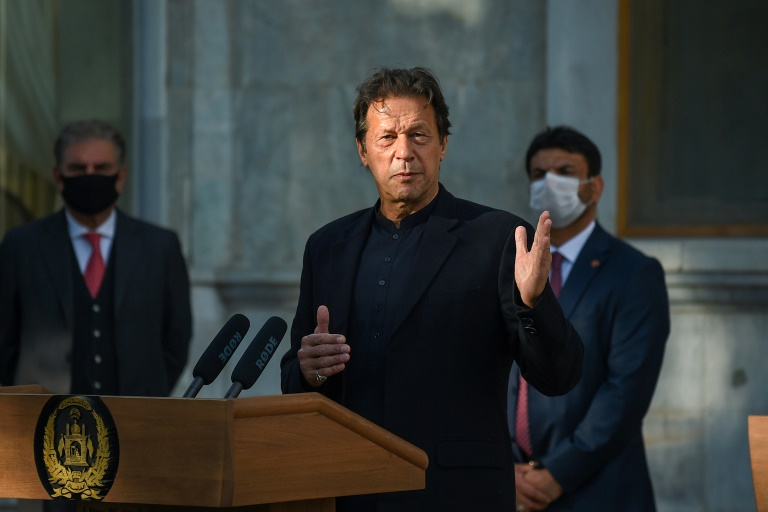 Pakistan PM Khan battles fallout in France blasphemy row