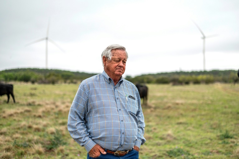 In Texas, a rancher swaps his oil pumps for wind turbines