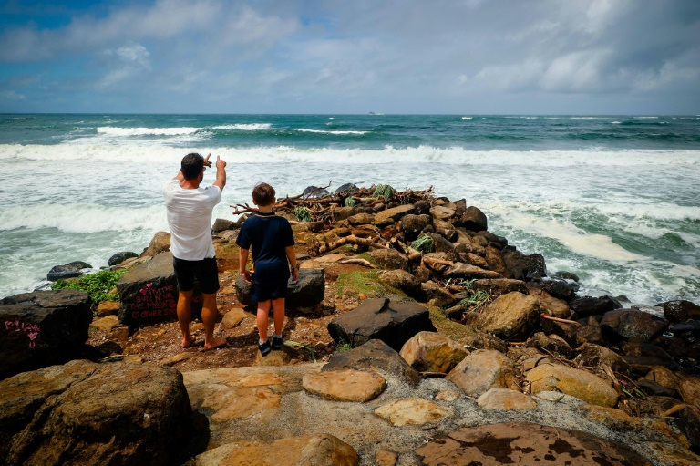 Byron Bay is a popular destination for tourists.