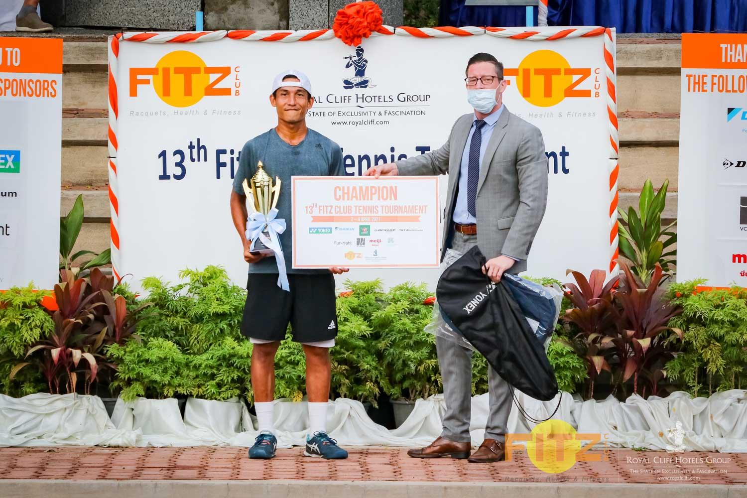 Fitz Club's Highly-Anticipated Annual Tennis Tournament was a Smash Hit!