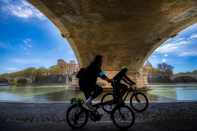 Veni, vidi, bici: Is Rome ready for a cycling 'revolution'?