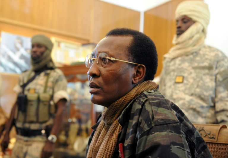 Uncertain future for Chad as slain leader's son takes power