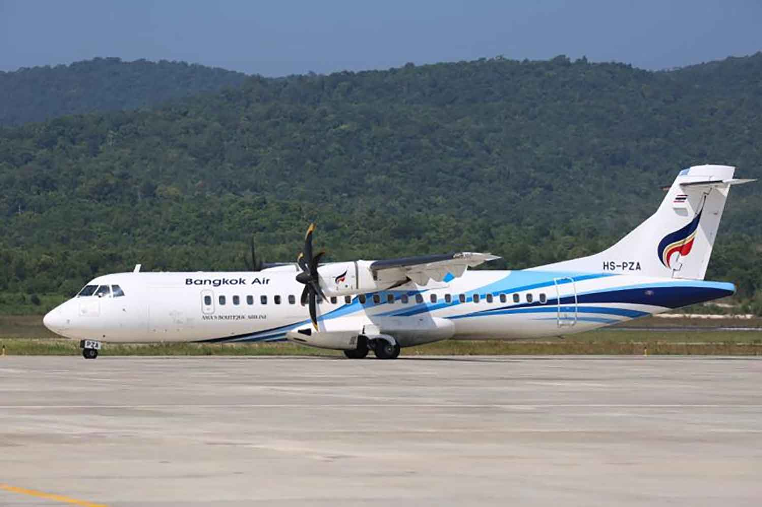 Bangkok Airways suspends services, closes offices