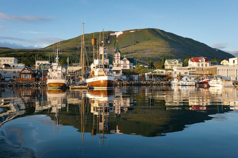 Husavik, the Icelandic village dreaming of an Oscar