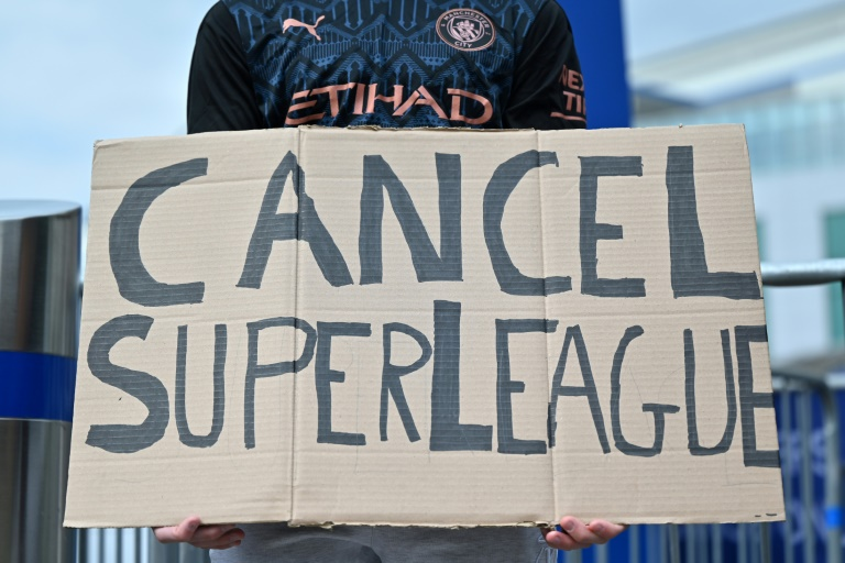 Super League crumbles as contrite clubs battle to hold off sanctions