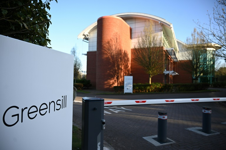 Greensill parent group placed in liquidation