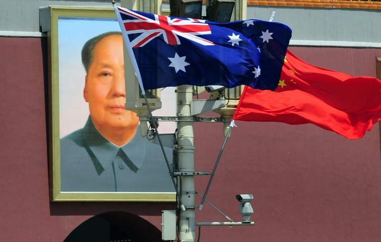China warns of 'serious harm' to relations as Australia scraps BRI deal