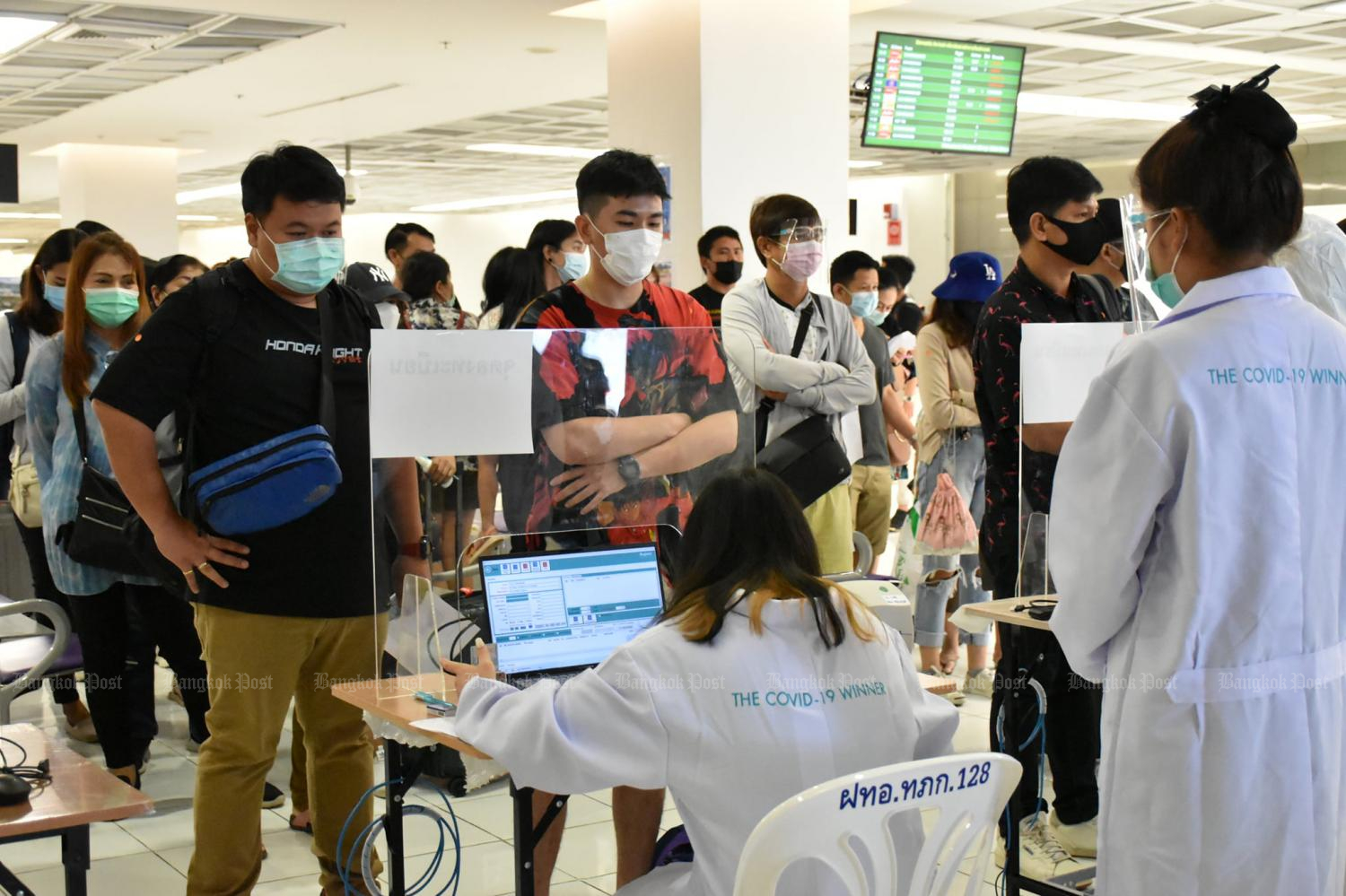 Foreigners must pay for Phuket Covid test
