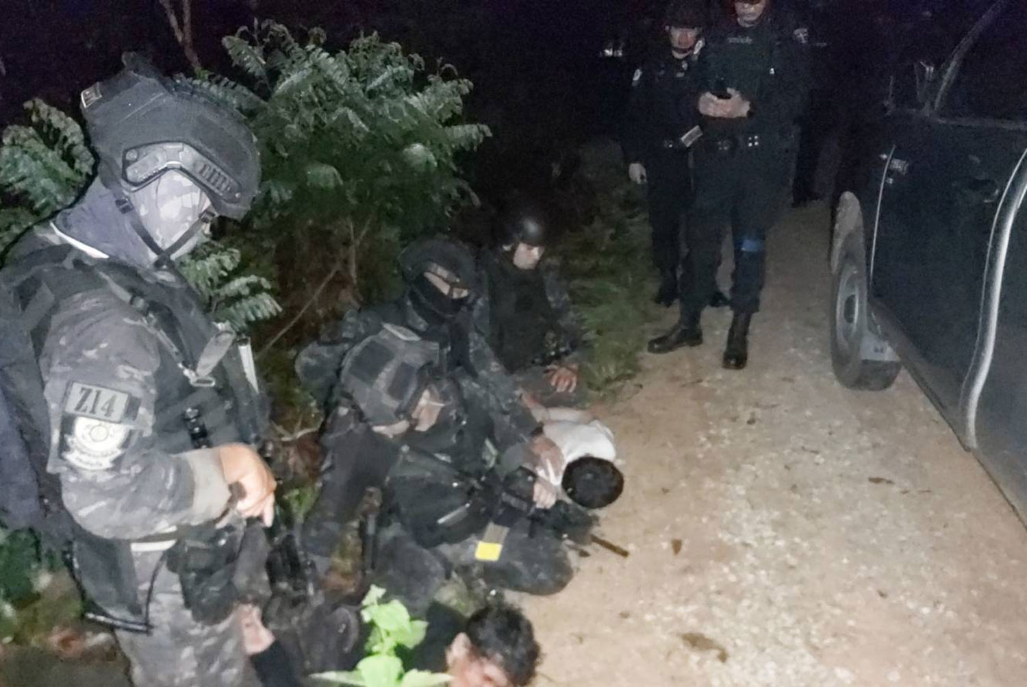 Insurgent killed, two arrested in clash with rangers in Narathiwat