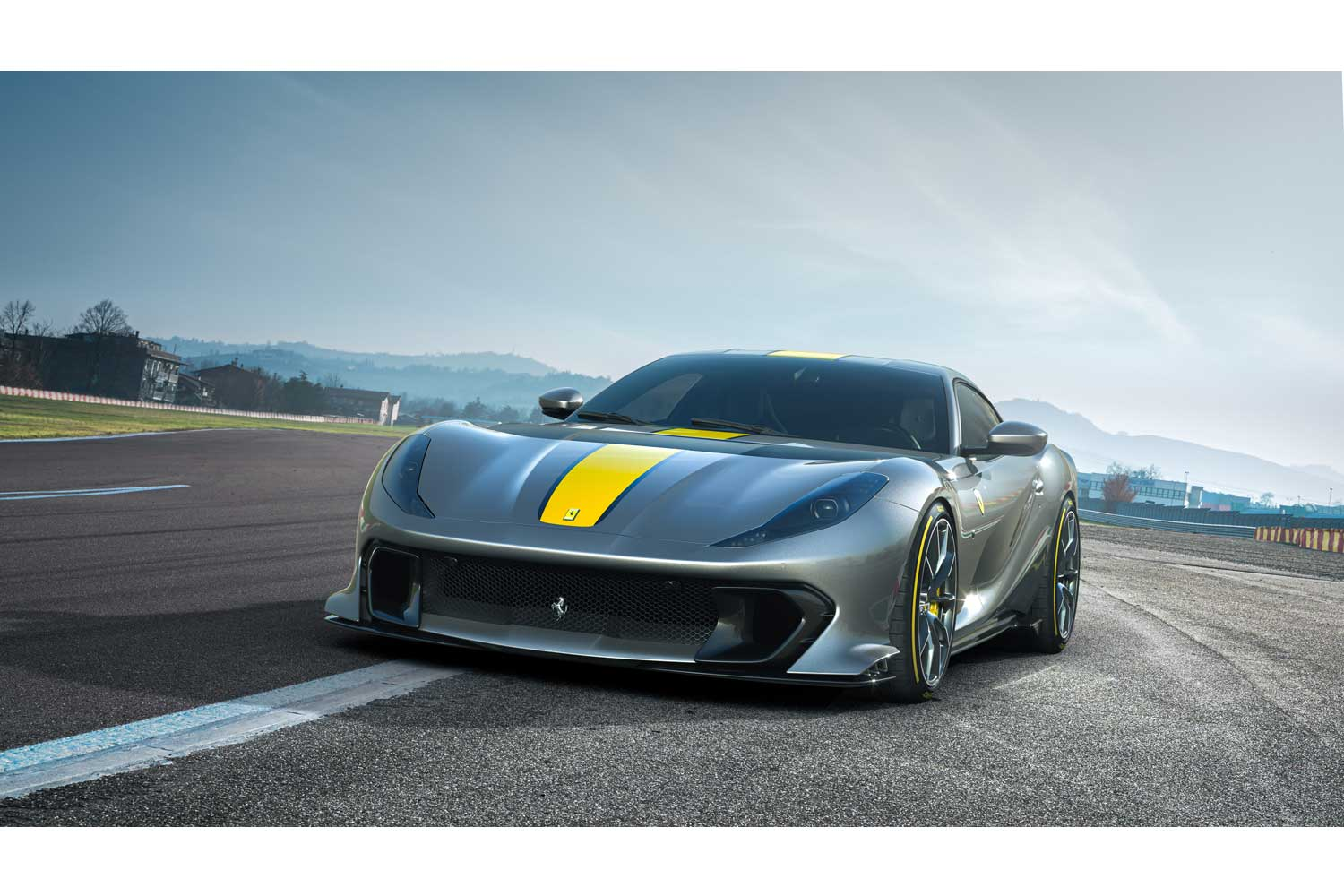 NEW FERRARI LIMITED-EDITION V12: THE COUNTDOWN HAS BEGUN