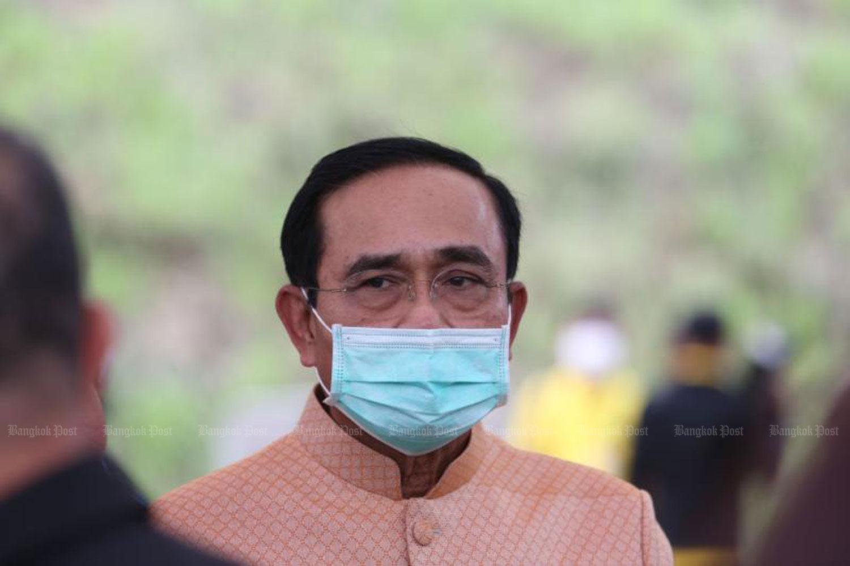 Prime Minister Prayut Chan-o-cha (File photo: Wichan Charoenkiatpakul)