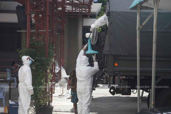 50 infected by virus in Klong Toey