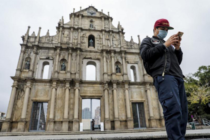 Macau stays cool to 'travel bubble' with Hong Kong