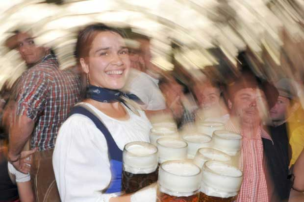 Germany's Oktoberfest cancelled again over Covid