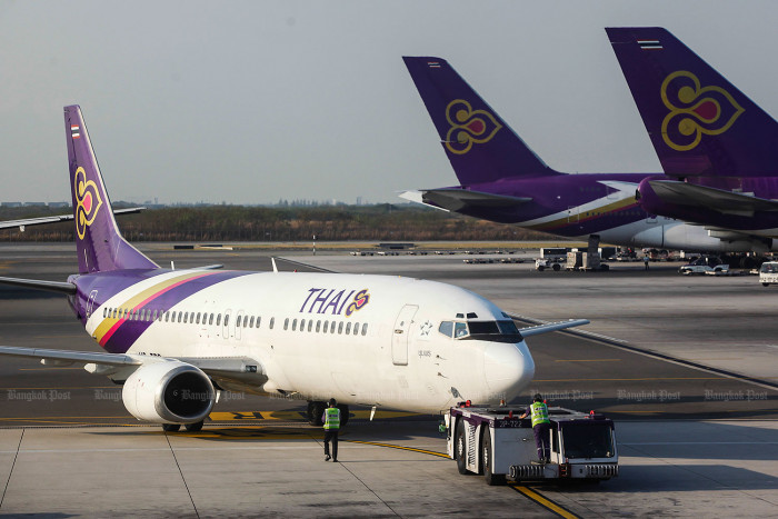 THAI, union at odds over survival plan