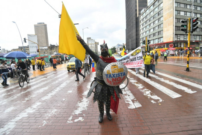Fresh protests called after deadly Colombia tax reform clashes