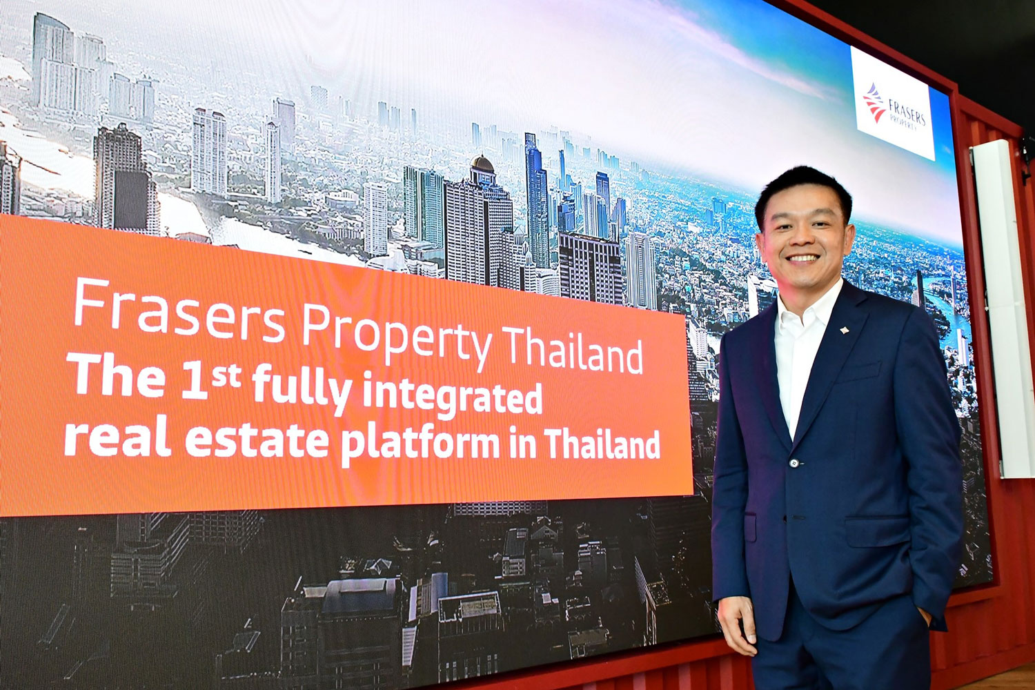 Frasers Property Thailand debenture 4.5 times oversubscribed