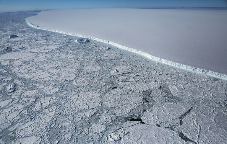 1.5C warming cap could 'halve' sea level rise from melting ice