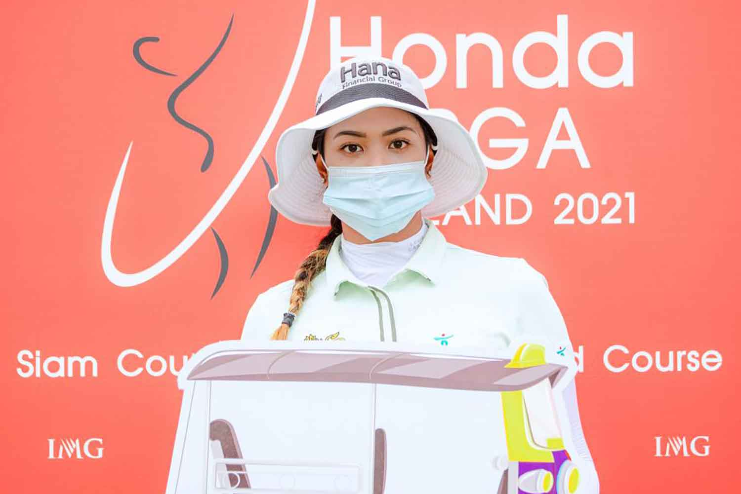 'Different' Patty ready for Thai LPGA