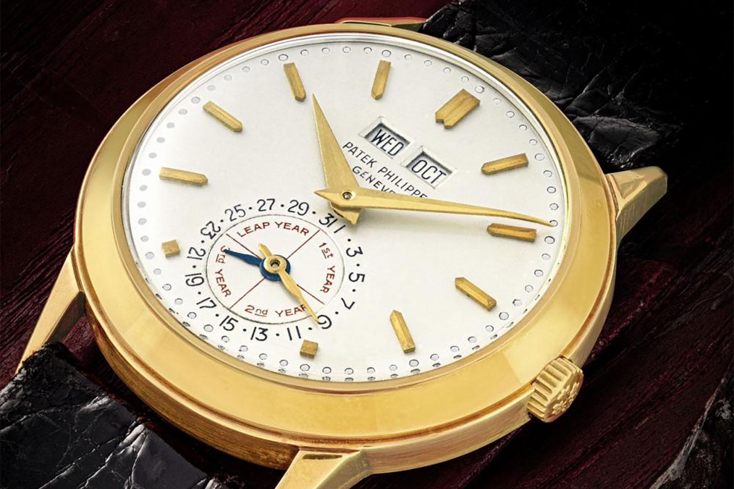 B1.8bn of rare watches under the hammer in BKK