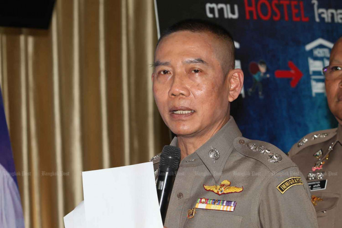 Immigration police suspect Thai-Chinese surrogacy