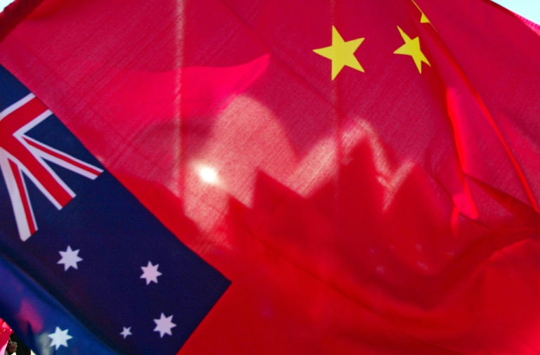 China suspends economic accord with Australia