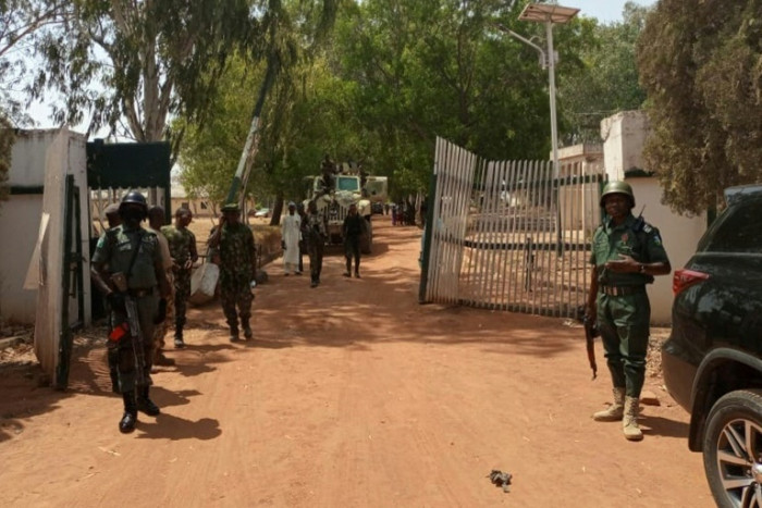 Abducted Nigerian college students freed