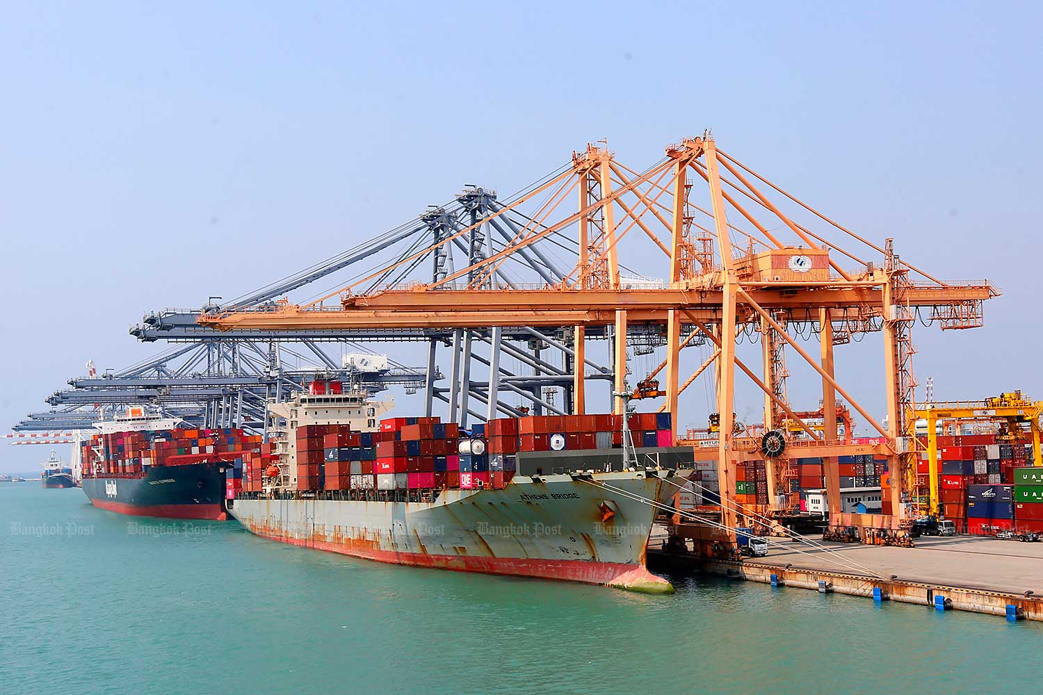 Thai shippers upbeat about 6-7% growth