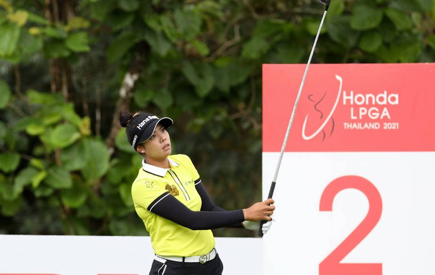 Patty takes 3-shot lead in Chon Buri