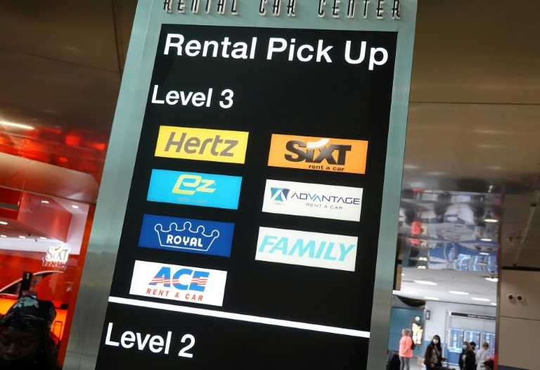 Rental cars becoming scarce and expensive for US travelers