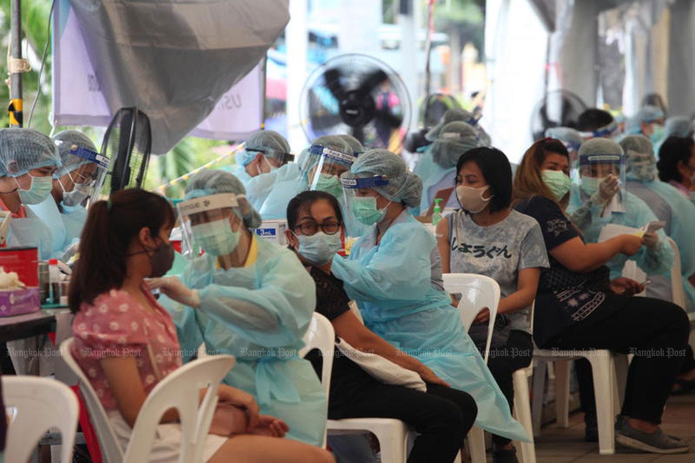 Bangkok adds more jabs stations
