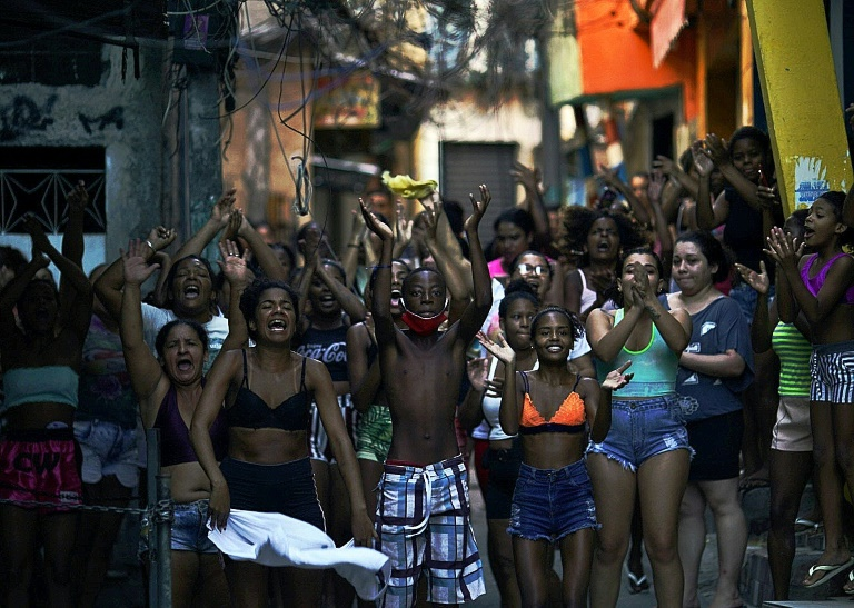 Rio police face fury, calls for probe after bloody raid