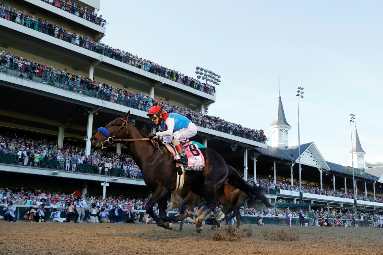 Kentucky Derby winner Medina Spirit tests positive for banned substance