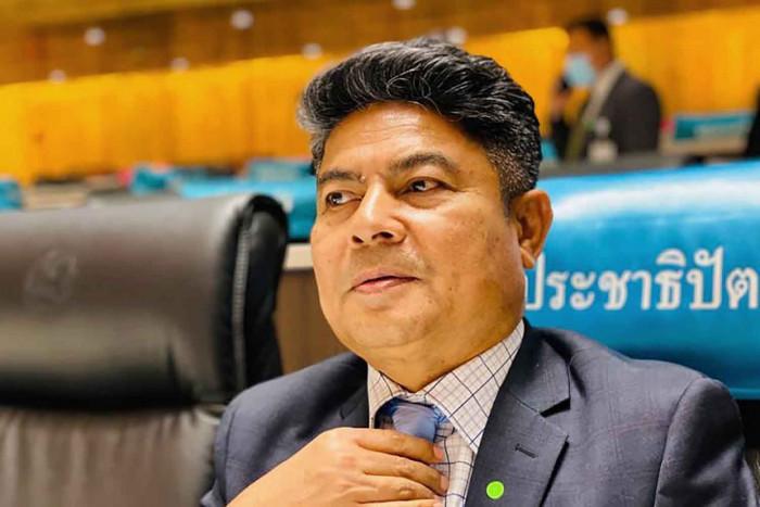 Politician's jail term upheld