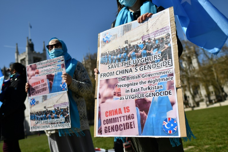 China demands cancellation of UN meeting on Uyghurs