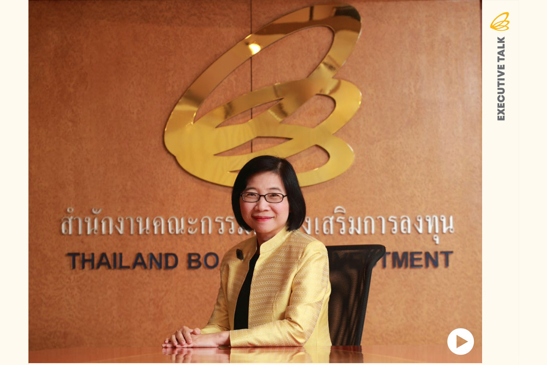 DRIVING THAILAND'S ECONOMIC TRANSFORMATION