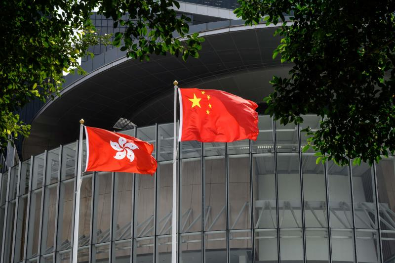 Hong Kong legislature approves China loyalty laws