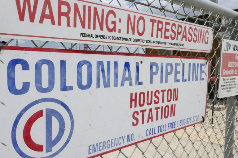 Colonial Pipeline was the victim of a ransomware attack but said it hopes to have its pipelines back online soon.