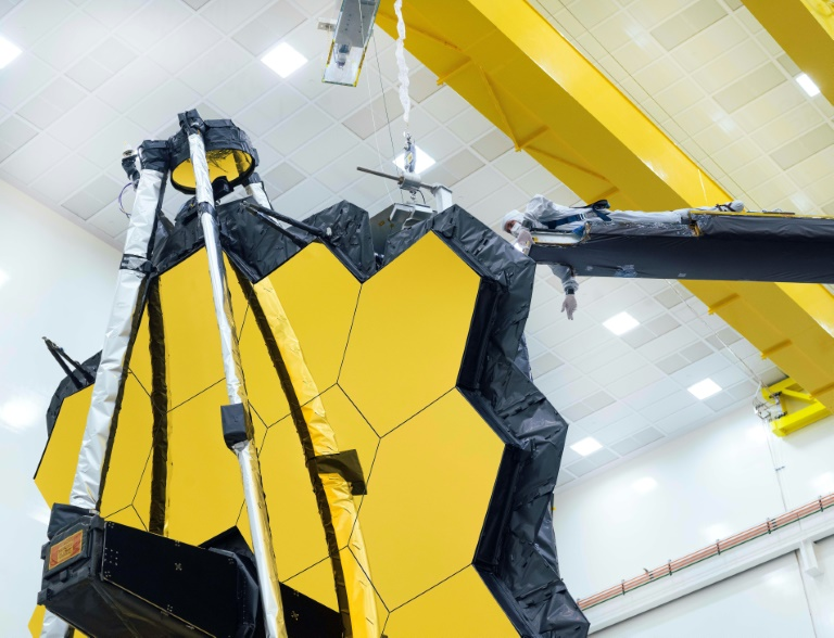 NASA's James Webb Space Telescope -- the world's largest and most powerful space telescope is scheduled to launch into space in October