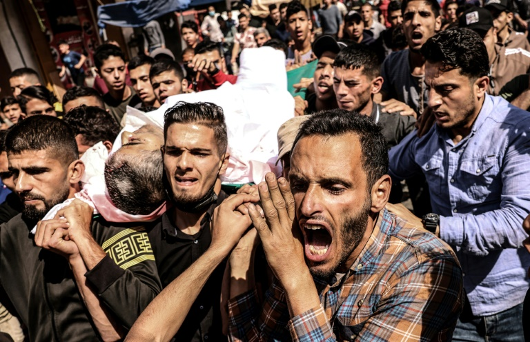 Blinken sends envoy to Mideast, urges Israel to spare civilians