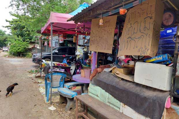Eviction looms as rail project draws near