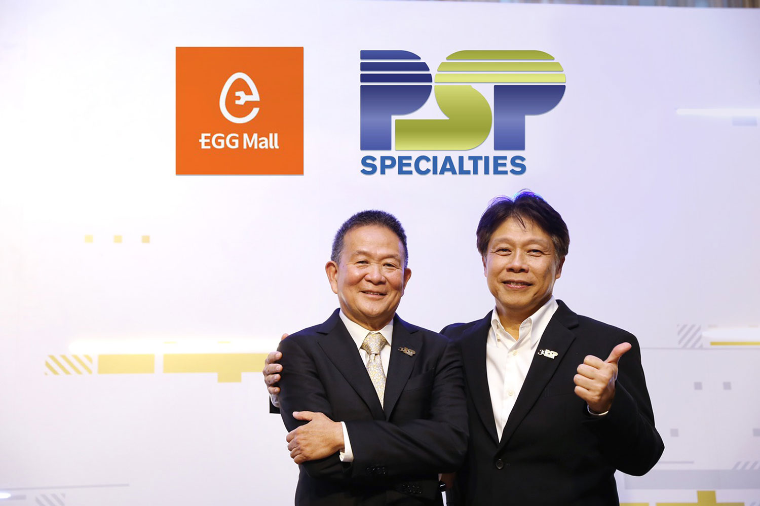 "P.S.P. establishes ""P.S.P. Ventures"" and partners up with WhatsEGG Thailand to make inroads into the Leading Automotive Spare Parts Marketplace Platform in Thailand"